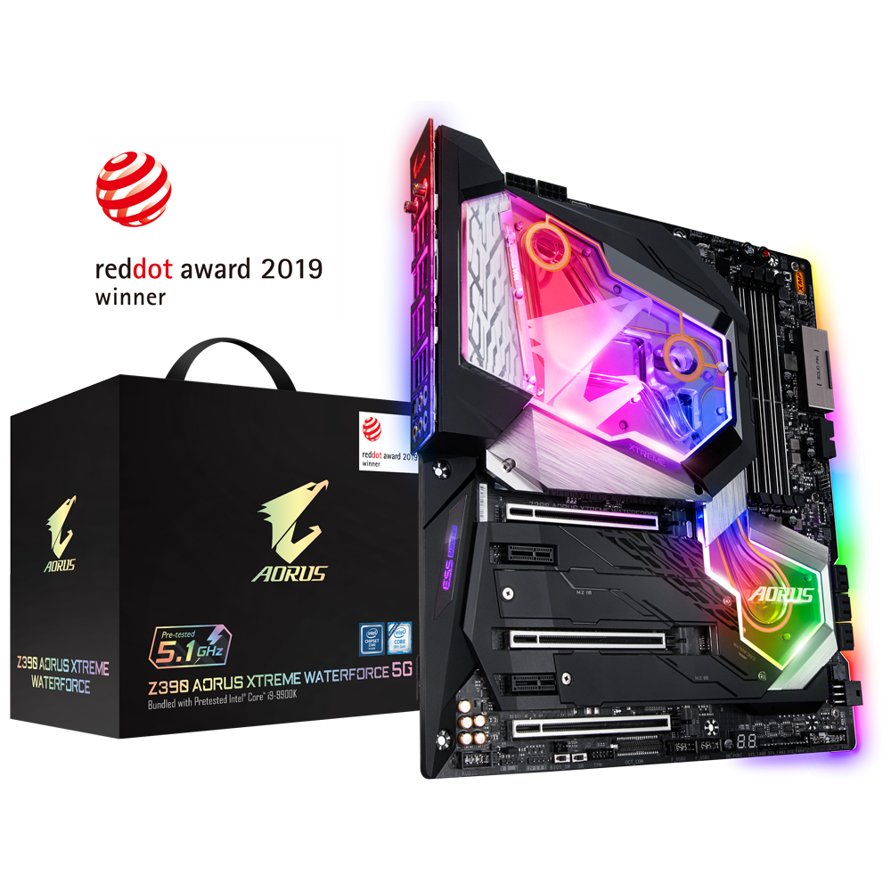 Z390 AORUS XTREME WATERFORCE 5G