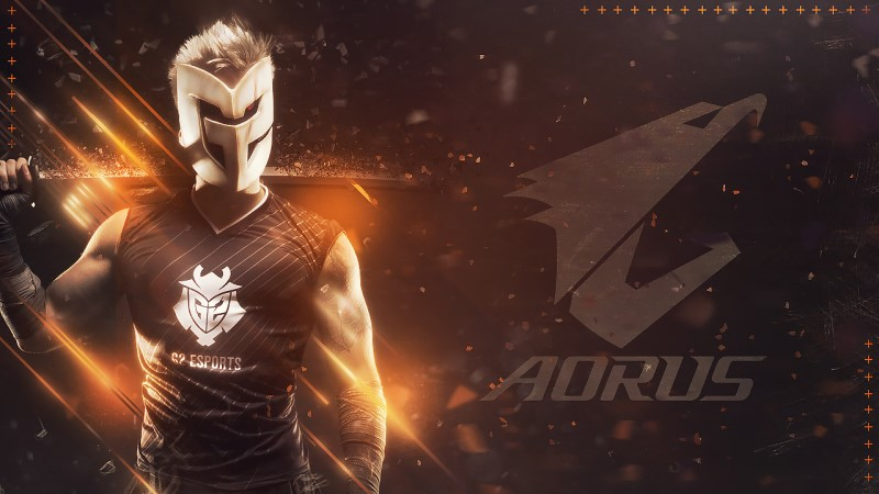 GIGABYTE AORUS Broadens Partnership with G2 Esports